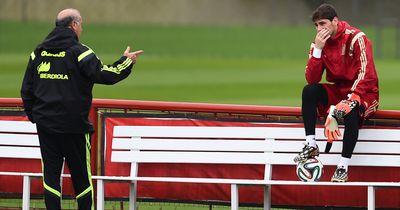 Streit mit Del Bosque: So antwortet Casillas