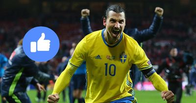 Das ist Zlatan Ibrahimovics Traum-Elf!