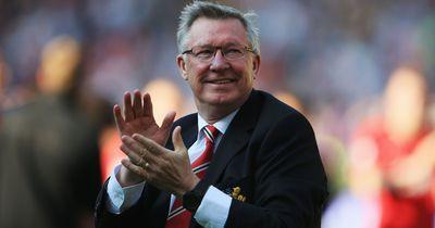 Das sagt Sir Alex Ferguson über Cristiano Ronaldo!