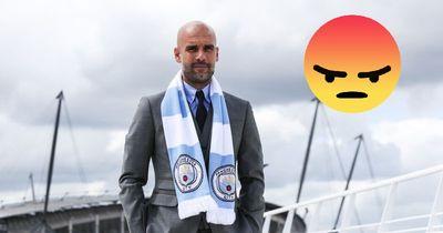 Peps Verbote an die Profis von Manchester City!