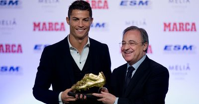 Diesen Wunsch äußert Cristiano Ronaldo gegenüber Real-Präsident Florentino Pérez!