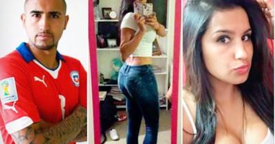 Die schönsten Schwestern der Fußballstars