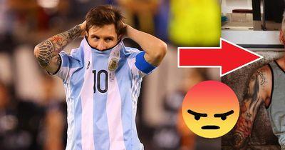 Lionel Messi: Komplette Typ-Veränderung
