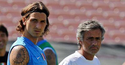 Mourinho enthüllt: So lockte ich Ibrahimovic nach Manchester