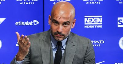 Jetzt spricht Pep Guardiola!