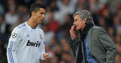 """Mourinho: """"Das sind meine drei Top-Spieler aller Zeiten""""!"""