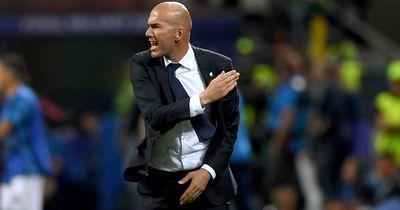 Riesen-Zoff zwischen Zidane und Real-Präsident Perez