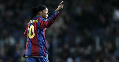 Unglaubliche Story zu Ronaldinho!