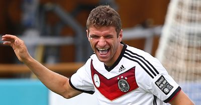 So macht sich Thomas Müller über den BVB lustig!