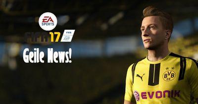 FIFA 17: Alle aktuellen Details!