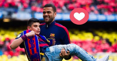 Mit dieser Aktion bewegt Dani Alves die ganze Fußballwelt
