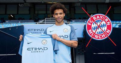Enthüllt: Darum wechselte  Leroy Sané nicht zum FC Bayern München