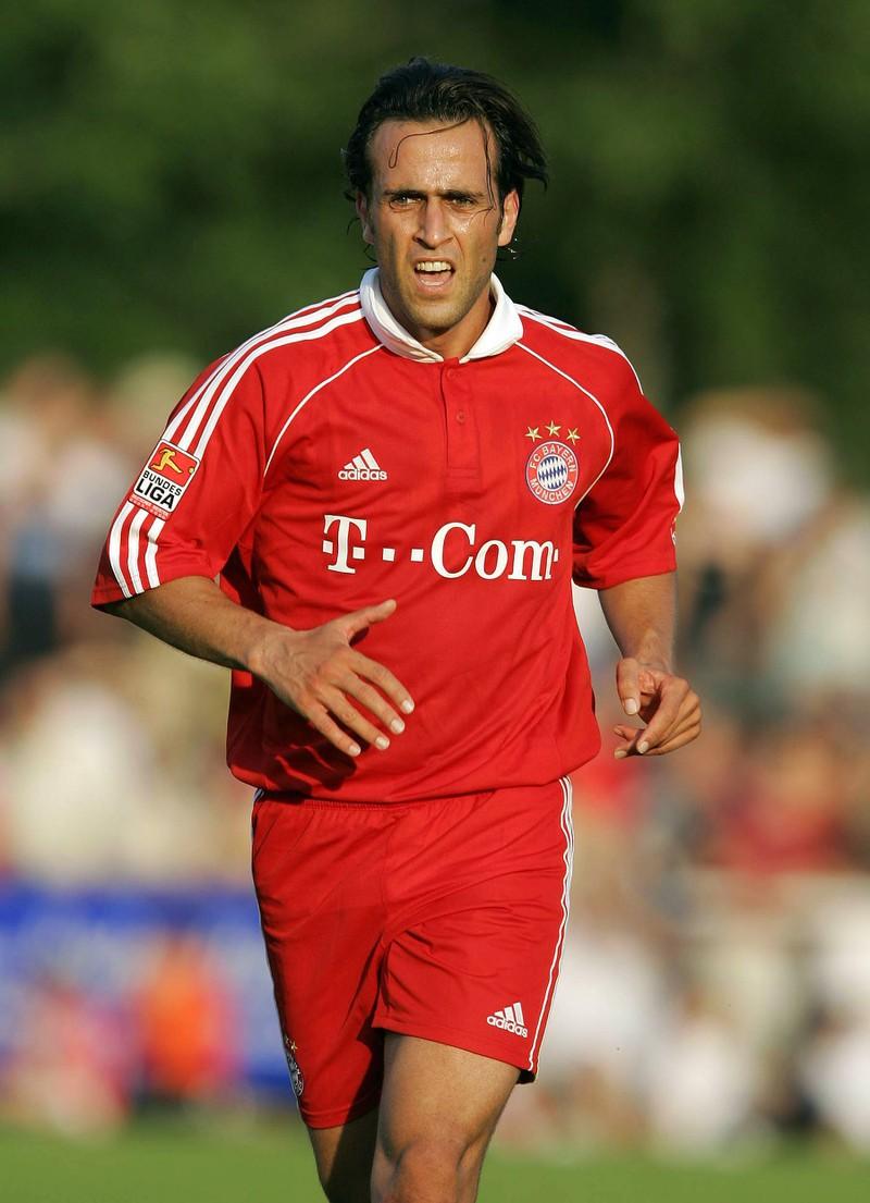 Ali Karimi hatte von Anfang an Probleme beim FCB und konnte sich nie ganz durchsetzen