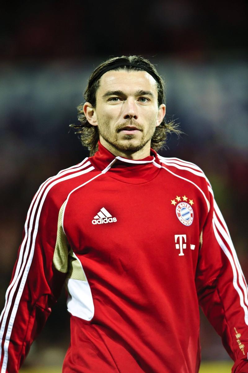 Daniel Pranjic war beim FCB ein ziemlicher Flop