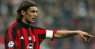Paolo Maldini enthüllt seine härtesten Gegenspieler aller Zeiten!