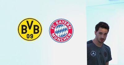 Das sagt Hummels zum Spiel gegen Dortmund!
