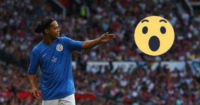 Hat Superstar Ronaldinho einen neuen Verein gefunden?