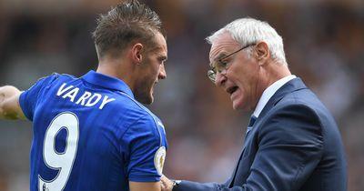 Leicester Niederlage: Das tut Jamie Vardy während dem Spiel