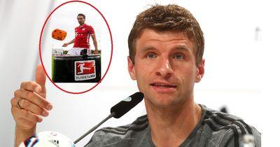 Thomas Müller vor dem Supercup: Das sollen die Dortmund Fans tun