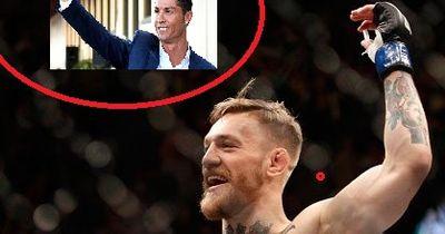 Dieser UFC Kämpfer verrät ein Geheimnis über Cristiano Ronaldo