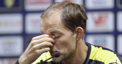 Angst? BVB-Trainer Tuchel will nicht gegen Bayern spielen!