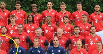 Trikotpanne beim FC Bayern München!