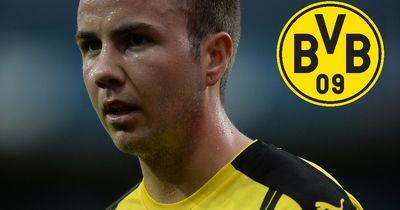 Mario Götze: Seine ersten Tage bei Dortmund!