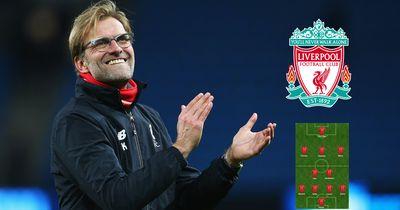 So könnte Klopps Liverpool 2016/2017 auflaufen!