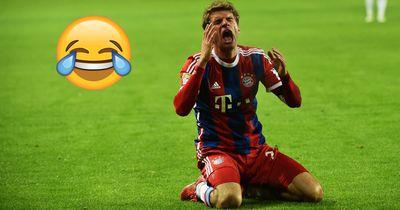 Mit diesem Tweet enthüllt Thomas Müller die Bayern-Taktik!