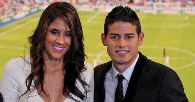 So lästern die Real-Fans über die Frau von James Rodriguez!