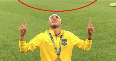 Olympia-Gold für Neymar - Das ist seine Reaktion!