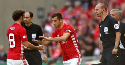 Mourinho: Darum saß Mkhitaryan die ersten Spiele nur auf der Bank!