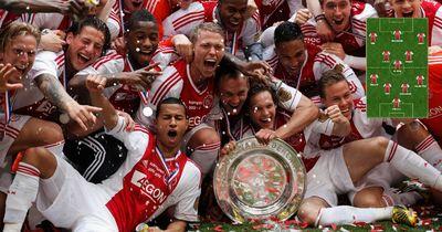 So könnte Ajax auflaufen, wenn sie ihre besten Spieler nicht verkauft hätten