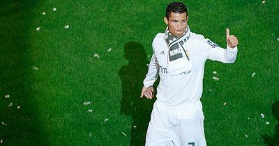"""Cristiano Ronaldo: """"So lange möchte ich noch Fußball spielen!"""""""