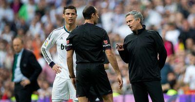 So feuert Cristiano Ronaldo gegen Mourinho zurück!