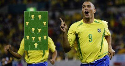 Die Traumelf von Ronaldo!