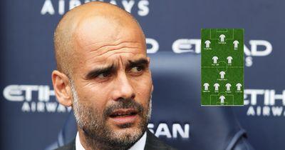 Die Top-Elf der Spieler, die Guardiola rausgekickt hat!
