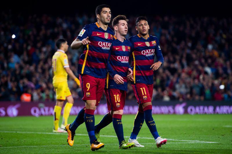 Barca findet Ersatz für MSN