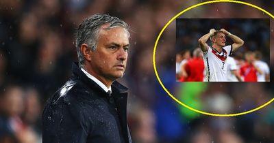 Causa Mourinho: Erster Spieler stellt sich gegen Schweini