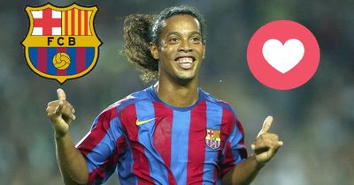 Ronaldinho kehrt wohl zurück zum FC Barcelona