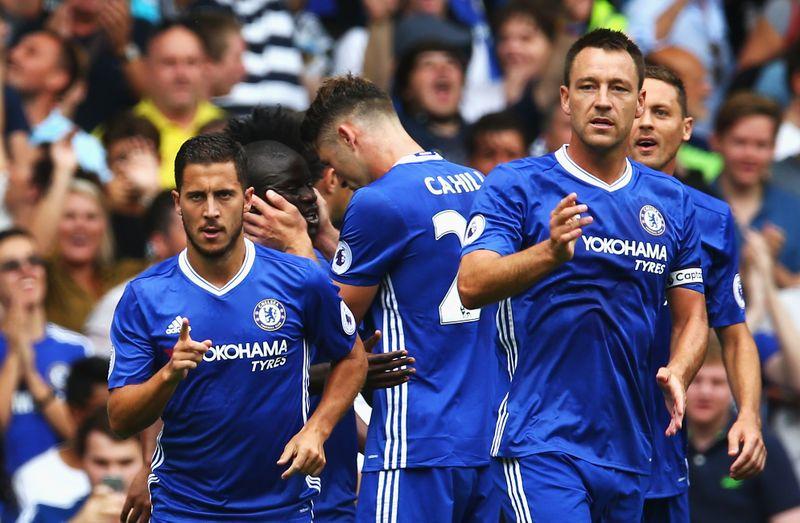 Diesen fiesen Spitznamen bekam Kante von Hazard bei Chelsea