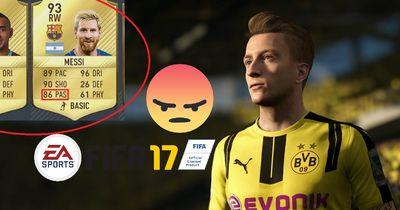 Diese drei Wertungen lösen bei den Fans von FIFA einen Shitstorm aus