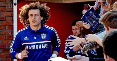 Das waren die ersten Worte von David Luiz nach seiner Chelsea-Rückkehr