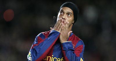 Ronaldinho hängt die Fußballschuhe an den Nagel!