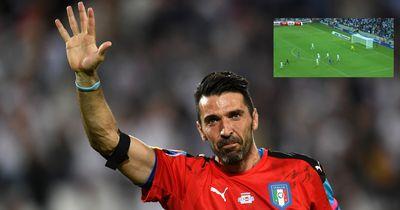 """Nach Traumtor gegen Italien: """"Das sagte Buffon mir nach dem Spiel!"""""""
