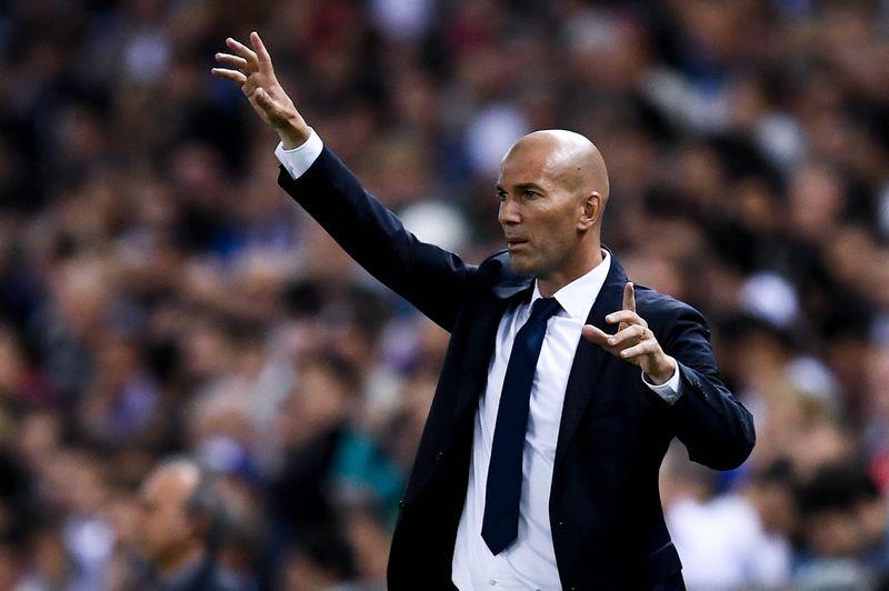 Zidane: Dieser Stürmer begeistert mich
