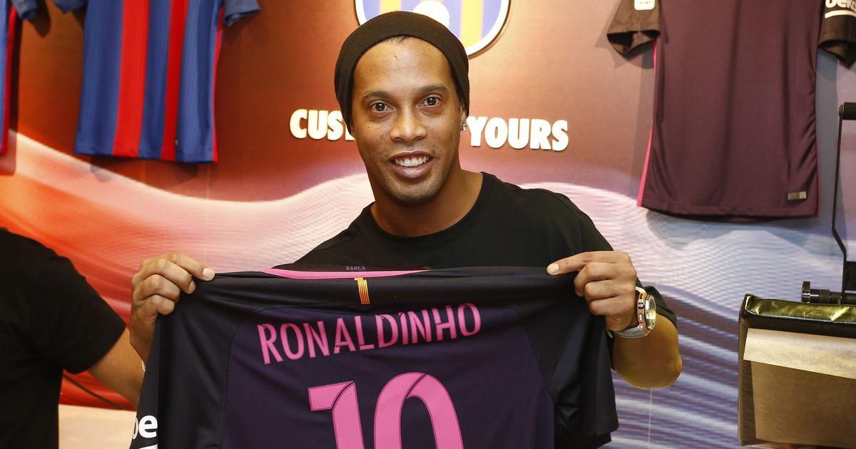 Ronaldinho Pferd