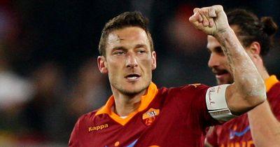 Totti verrät: Er ist der beste Spieler mit dem ich je gespielt habe