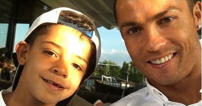 Ronaldos Sohn beginnt seine Fußballkarriere - Doch nicht bei Real Madrid!