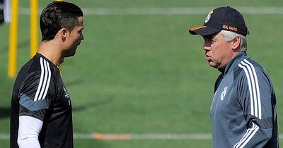 """Ancelotti: """"Diese Forderung von Ronaldo musste ich bei Real immer erfüllen"""""""